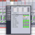 Setup to read Max input and Touch OSC in Ableton Live 8