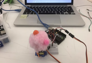 Week 8 Assignment | Physical Computing